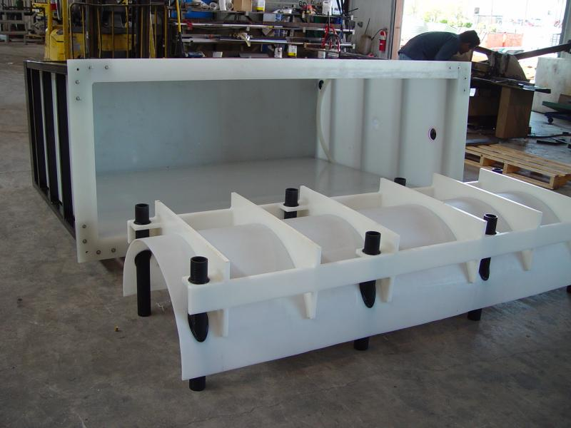 CUSTOM PLASTIC FABRICATION